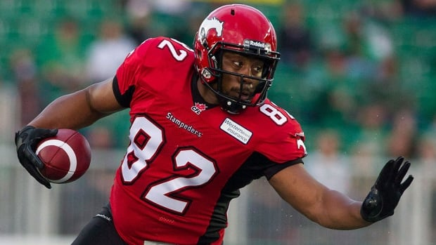 Stampeders slotback Nik Lewis won't suit up for Saturday's game against the Argonauts in Toronto after he took a knee to the head during Wednesday's practice. Calgary will also be without fellow receiver Maurice Price and running back Jon Cornish.