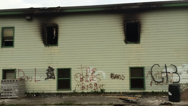 The marks the seventh suspicious fire in the Cape Breton Regional Municipality in the last few weeks.