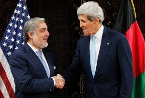 Afghanistan US Kerry