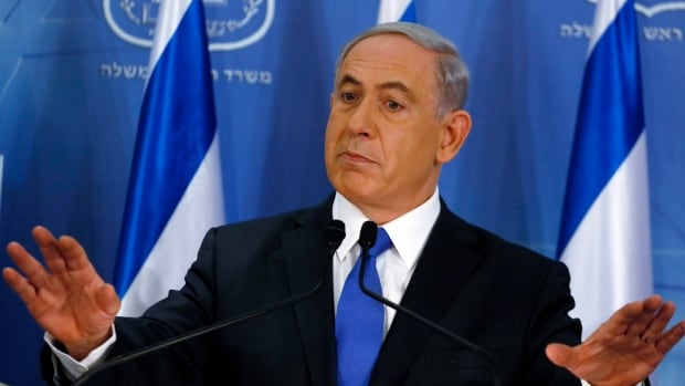 Israeli Prime Minister Benjamin Netanyahu said he will not cave in to international pressure to stop a military offensive in the Gaza Strip.