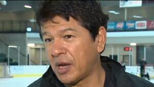 NHL coach Ted Nolan