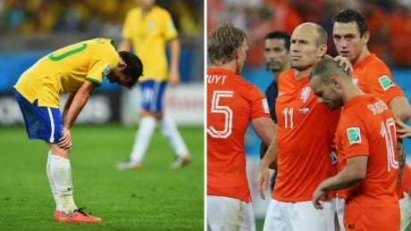 Brazil, Netherlands, World Cup