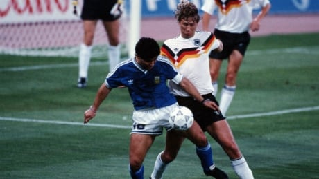 Germany, Argentina, World Cup, 1990