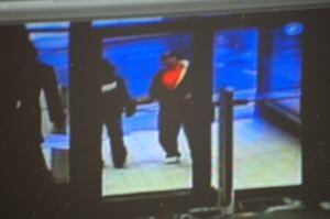 Always in Vogue break-in security footage