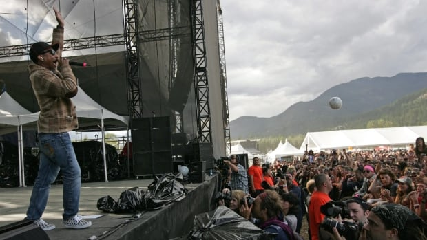 Pharrell Williams performed at the Pemberton Music Festival in 2008, that saw 40,000 people swarm the Pemberton area. The festival was cancelled the following year. A new promoter is hoping to relaunch the valley venue with a five-day festival starting this week.