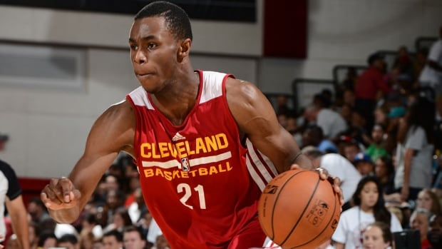 Canadian No. 1 overall pick Andrew Wiggins will get to play alongside LeBron James and the Cleveland Cavaliers this upcoming season.
