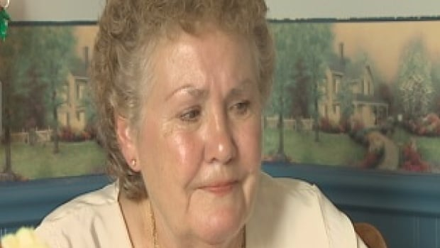 Jean Lewis says her deceased husband's bank accounts were put in her name this week, but the widow still has questions for TD Bank.