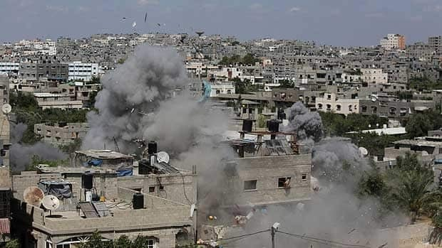 Egypt proposes ceasefire in Israel-Hamas conflict
