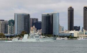 HMCS Whitehorse