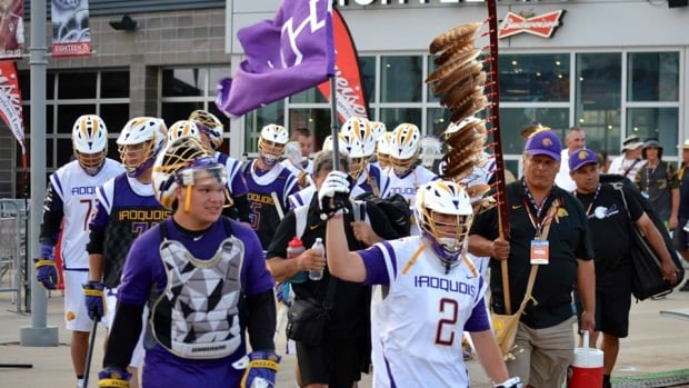 The Iroquois Nations are the only indigenous lacrosse team competing internationally, as a sovereign nation, at the  World Lacrosse Championships in Denver, Colorado.