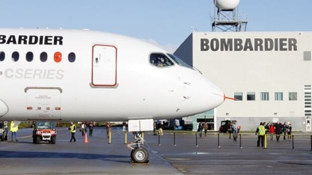 Bombardier says its CSeries jet will resume test flights by the end of the month.