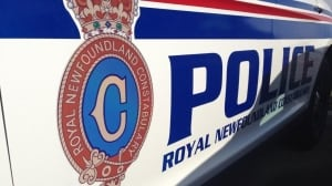 RNC Royal Newfoundland Constabulary police cruiser