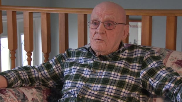 Chester Harris, 89, has been going to the House of Assembly in St. John's to watch the provincial political discourse for more than 60 years.