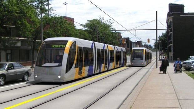 What message will be delivered around LRT when city representative sit down with the province later this month?