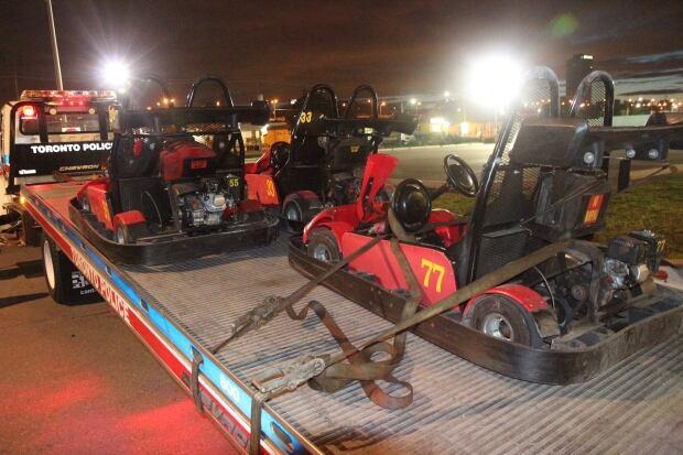 go-kart theft