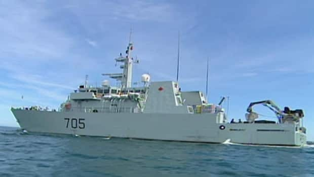 HMCS Whitehorse called home for misconduct