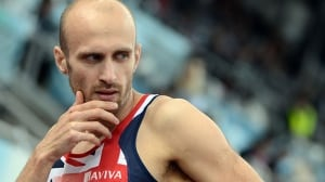Gareth Warburton had been due to compete at his third Commonwealth Games in Glasgow this month.
