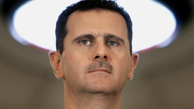 Syrian President Bashar al-Assad was sworn in for a new seven-year term Wednesday after winning the country's first contested presidential election in its history.