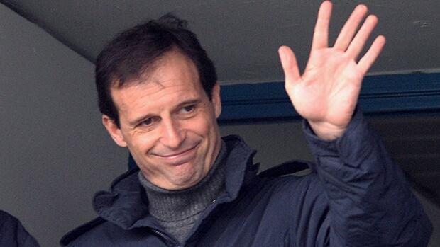 Massimiliano Allegri, who coached Milan, Grosseto, Sassuolo and Cagliari, is replacing Antonio Conte as Juventus manager.