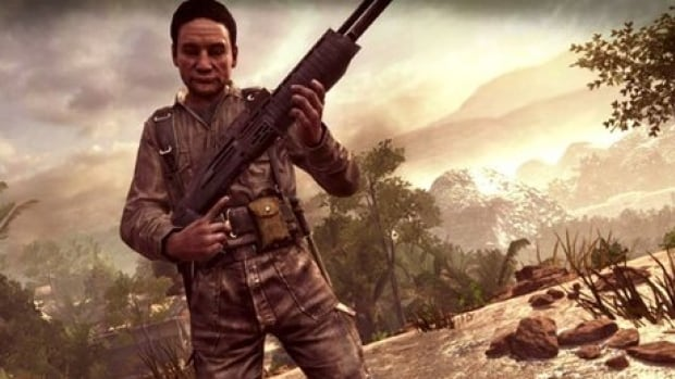 A portrayal of Manuel Noriega appears on the 2012 Activision video game Call of Duty: Black Ops II.