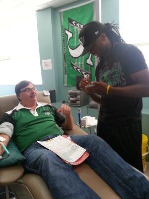 Bleed Green in Regina