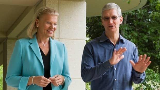 Apple-IBM partnership bad news for BlackBerry