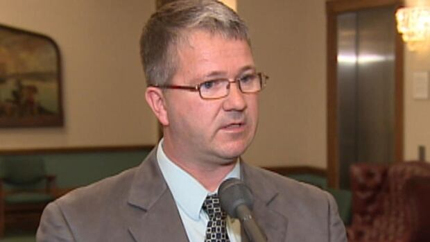 Education Minister Darin King says recent population growth on the Avalon Peninsula could not have been predicted.