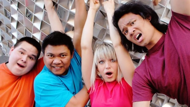100 Decibels: A Deaf Mime Troupe presents Can You Hear Me Now? in the Fringe