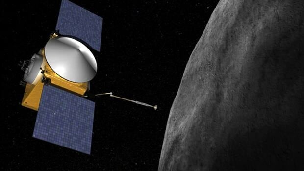 OSIRIS-REx Asteroid Mission Will Use The Canadian 3D Technology