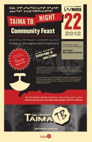 Taima TB poster