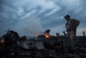 APTOPIX Ukraine Plane Malaysia Airlines crash MH17