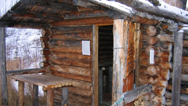 Guy Mirabeau built this cabin on Crown land in a remote part of central Yukon in 1996. He lived there for eight summers until the territorial government discovered he was squatting and ordered the cabin destroyed.
