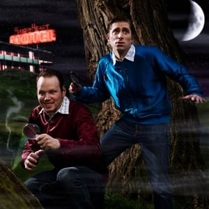 Peter 'n Chris and the Mystery of the Murder Motel