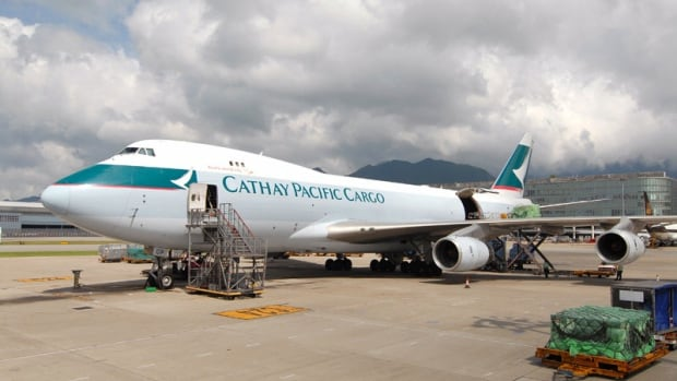 Cathay Pacific will start freighter service from Calgary to Hong Kong this autumn.
