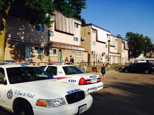 Child falls from window of Scarborough townhouse