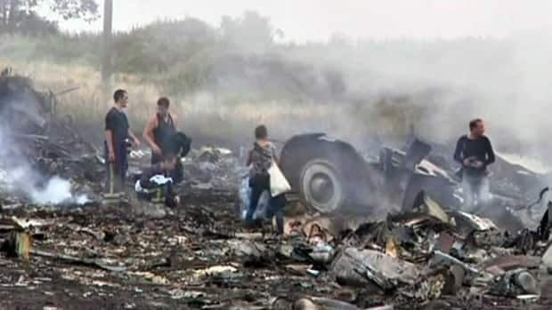 Unanswered questions in Flight MH17 crash