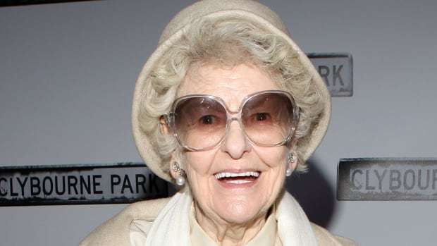 Elaine Stritch died Thursday of natural causes at her home in Birmingham, Mich.