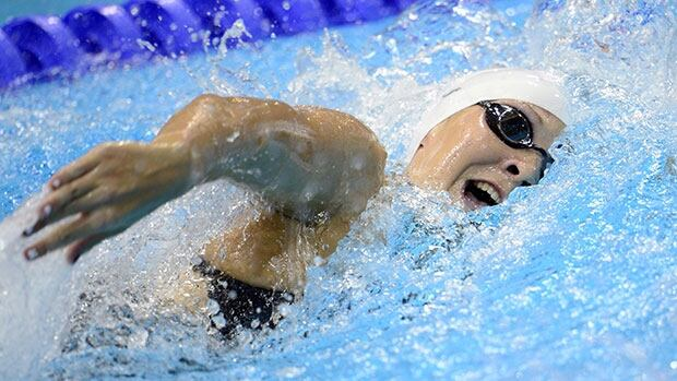 Commonwealth Games rookie swimmer Brittany MacLean is one of Canada's medal contenders in Glasgow.