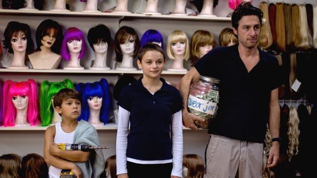 Wish I Was Here producer Zach Braff, seen here in a screenshot from the film, raised $3.1M for the project via Kickstarter.