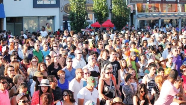 Salsa on St. Clair and at least six other festivals take over Toronto streets this weekend.