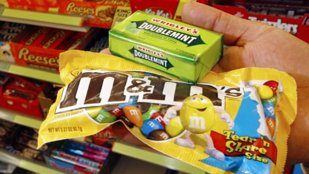 The effects of titanium dioxide, a nano-additive found in a range of foods including many types of candy, are unclear.
