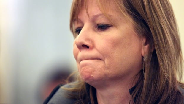GM CEO Mary Barra testifies in Washington on Thursday. The automaker has recalled nearly 29 million vehicles this year, including about 14.7 million for ignition switch problems.