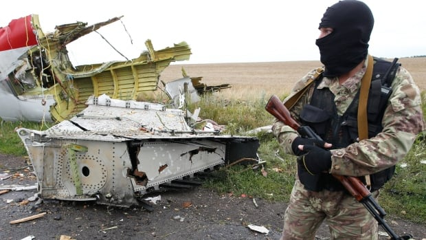 Malaysia Airlines Flight MH17: 'Fury' over evidence ...