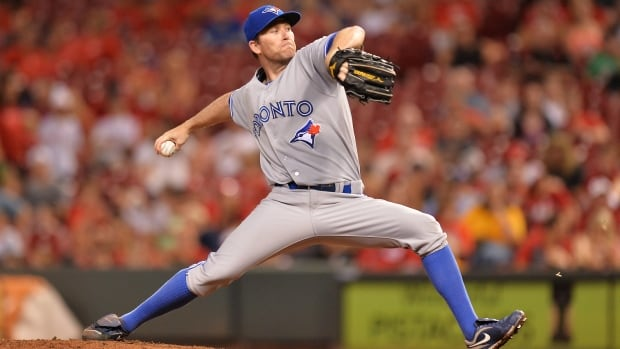 """Toronto Blue Jays closer Casey Janssen required IVs after losing seven-plus pounds """"in a matter of about 10 hours."""""""