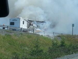 Jackie Bryant Cumby camper fire TCH