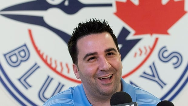 Toronto Blue Jays general manager Alex Anthopoulos is hoping his club can get healthy and make a run at the playoffs.