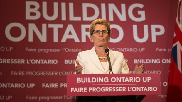 Premier Kathleen Wynne has been trading budget-related barbs with NDP Leader Andrea Horwath in recent days.