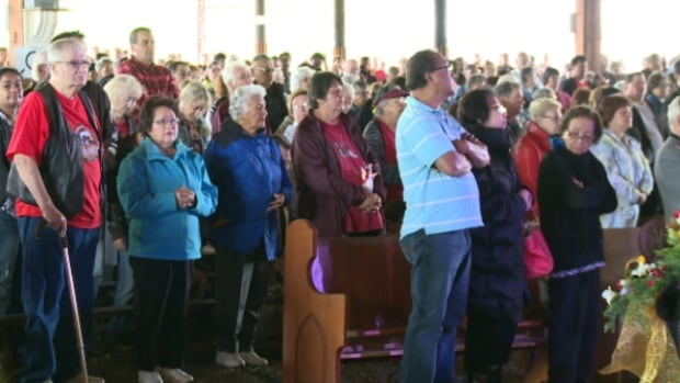 Tens of thousands from across Canada attended the Lac Ste. Anne pilgrimage this year.