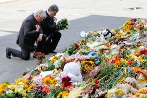 Ukraine Dutch memorial