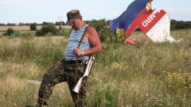 MH17 disaster: CBC's Susan Ormiston in Ukraine
